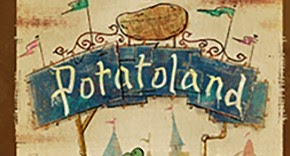 """Potatoland"" Poster Revealed in Series For Mickey and Minnie's Runaway Railway"