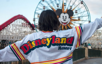 "Retro-Themed Disney Parks ""Wear It Proud"" Collection Hits the Shelves at Park Stores and shopDisney"