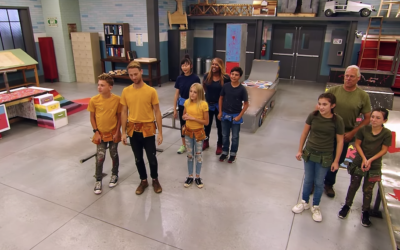 "Disney+ Shares Trailer for Competition Series ""Shop Class"""