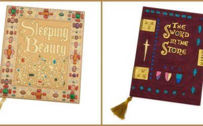 shopDisney Celebrates Disney Animation with Movie Replica Journals