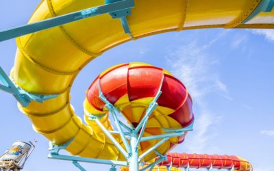 Adventure Island's Solar Vortex Water Slide Opens to All Guests on March 14