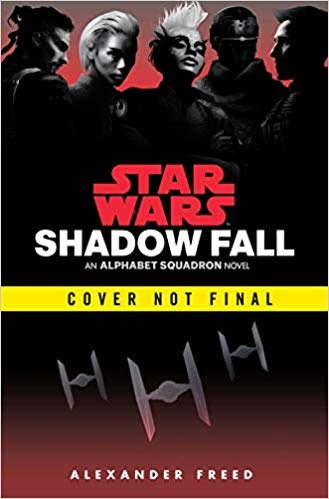 """The previous """"placeholder"""" cover for """"Shadow Fall."""""""