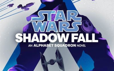 """Star Wars: Alphabet Squadron - Shadow Fall"" Sequel Novel Cover Revealed, Excerpt Published"