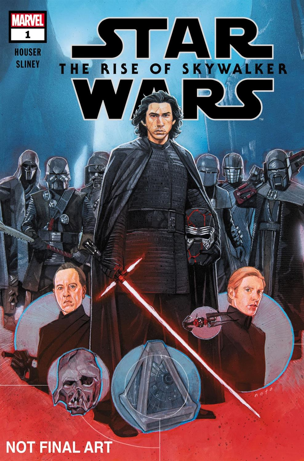 Star Wars The Rise Of Skywalker Comic Book Adaptation Announced By Marvel Laughingplace Com