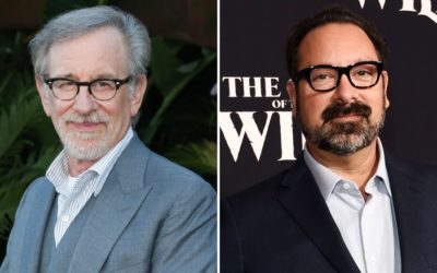 "Steven Spielberg Out as ""Indiana Jones 5"" Director, Reportedly Handing Reins to James Mangold"
