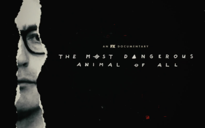 "FX Reveals Official Trailer for True Crime Docuseries ""The Most Dangerous Animal of All"""