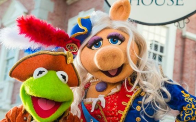 "The Muppets Return to Liberty Square for Presidents Day Weekend with ""The Muppets Present...Great Moments in American History"""