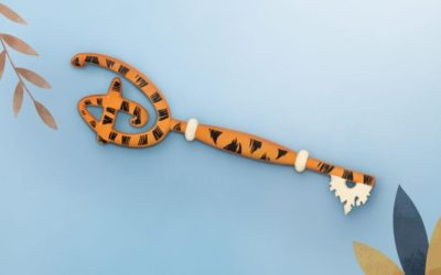 Tigger-Themed Collectible Key Coming to Disney Store, shopDisney on February 29