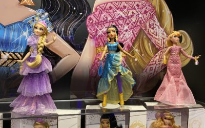 Toy Fair 2020: Disney Princess, Frozen 2, Mulan, and More by Hasbro