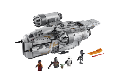 "Toy Fair 2020: New Star Wars ""The Mandalorian,"" Marvel and Disney Building Sets, More Showcased by LEGO"