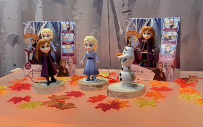 "Toy Fair 2020: ""Frozen 2"" Adventure Storytelling Figures from Playmates + ""Miraculous"" Ladybug Toys"