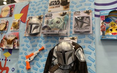 """Toy Fair 2020: """"The Mandalorian"""" Costumes from Rubies"""