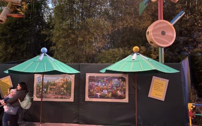 Construction Update: Roundup Rodeo BBQ in Toy Story Land