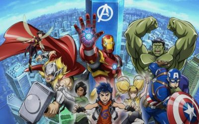 "TV Review - Marvel's ""Future Avengers"" on Disney+"