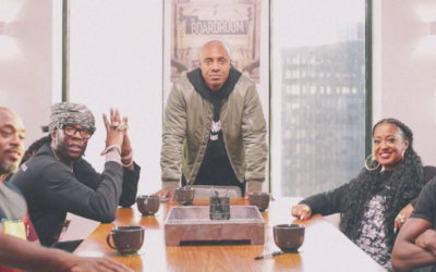 """TV Review - """"The Boardroom: Rap Or Go To The League"""" on ESPN+"""