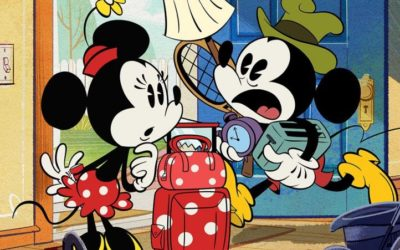 """Mickey Shorts Theater to Open March 4 at Disney's Hollywood Studios with Exclusive Short """"Vacation Fun"""""""