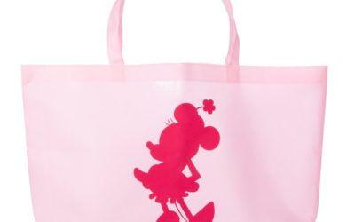 Minnie Mouse Valentine's Day-Themed Reusable Bags Coming to Disney Store February 8th