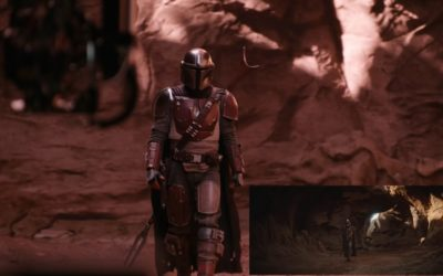 "Video: Industrial Light & Magic Reveals Virtual Production Process Used to Create ""The Mandalorian"""