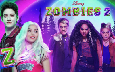 """ZOMBIES 2"" Prowls Onto Disney Channel"