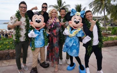 "Disney Shares a Sneak Peek at ""American Idol"" Top 40 Showcase Episode Airing on Sunday"