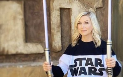 Ashley Eckstein Takes to Social Media to Respond to Fans Curious About Ahsoka Tano