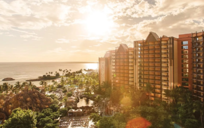 Disney's Aulani Resort Scheduled to Temporarily Close to Guests on March 24th