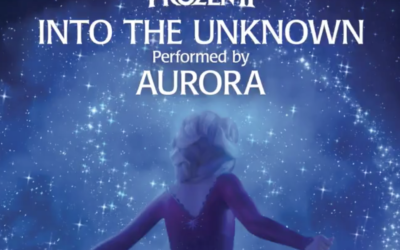 "AURORA's ""Into the Unknown"" Remix Now Available for Streaming and Download"