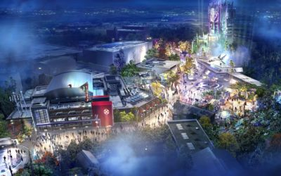 Avengers Campus at Disney California Adventure Opening Date Set for July
