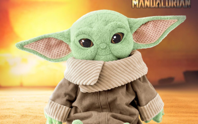 Baby Yoda Scentsy Buddy Available for Pre-Order (Coming this June)
