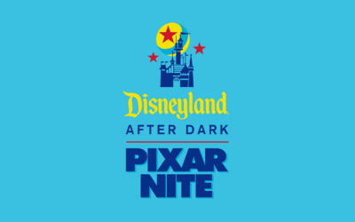 Character Line-Up, Entertainment Schedule and More Revealed for Disneyland After Dark: Pixar Nite