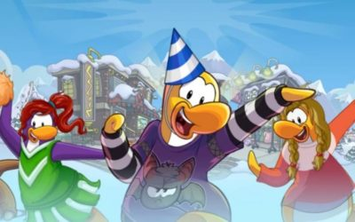 Club Penguin-Inspired Gaming Platforms See Rise in Membership Amongst Students