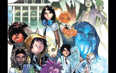 "Comic Review - ""Strange Academy #1"""