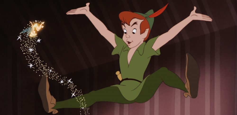 "Disney Casts Peter and Wendy for Upcoming Live-Action Release ""Peter Pan & Wendy"""