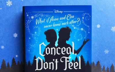 "Disney Giving Away Free eBook, ""Conceal, Don't Feel: A Twisted Tale"" and Showcasing Video Drawing Lessons and Activities"