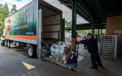 Disney Shares Video of Food Donations Leaving Disneyland and Walt Disney World Resorts