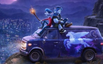 """Disney-Pixar's """"Onward"""" Available in the US on Digital Tonight, Coming to Disney+ April 3"""