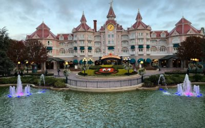"Disneyland Paris States Resort Will ""Remain Closed Until Further Notice"""