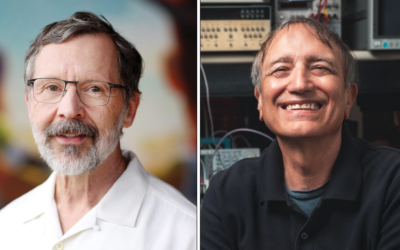 Ed Catmull, Pat Hanrahan Honored with 2019 ACM A.M. Turing Award