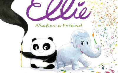 """Children's Book Review: """"Ellie Makes a Friend"""" by Mike Wu"""