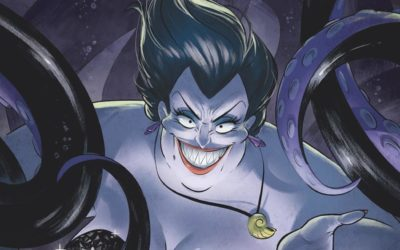 "Exclusive: Dark Horse Announces ""Disney Villains: Ursula and the Seven Seas"" Miniseries Coming This June"