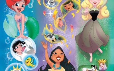 "Exclusive: Dark Horse Previews Pages from ""Disney Princess: Friends, Family, Fantastic"""