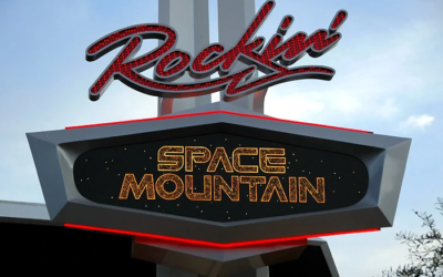 Extinct Attractions - Rockin' Space Mountain and Rockin' California Screamin'