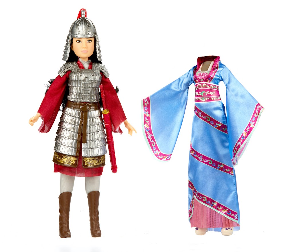 Funko Hasbro Shopdisney And More Reveal Mulan Movie Tie In Merchandise