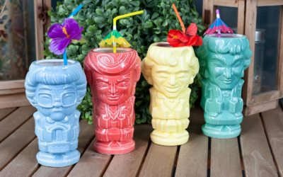 """The Golden Girls"" Geeki Tiki Mugs Available for Pre-Order"