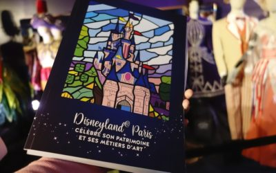 Disneyland Paris Releases Free Digital Version of 2019 Heritage Days Celebration Booklet