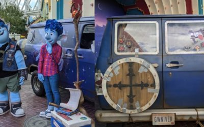"""Onward"" Meet and Greet Comes to Pixar Pier at Disney California Adventure"