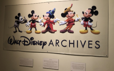 "Explore the Virtual Guide from ""Inside the Walt Disney Archives"" Courtesy of The Bowers Museum"
