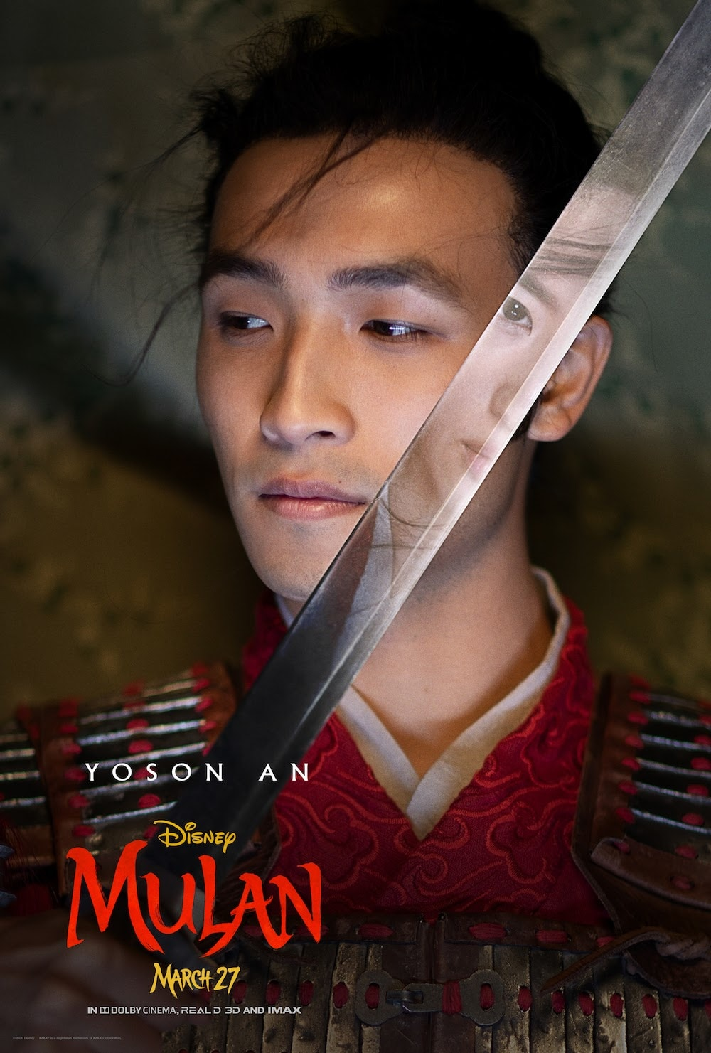 Interview Mulan Costar Yoson An Discusses His Role As Chen Honghui And Living With Donnie Yen Laughingplace Com