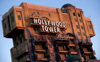Into the Archives: The Twilight Zone Tower of Terror Grand Opening at Disney California Adventure