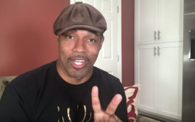 "Jason George Reads ""The New Spider-Man"" on Disney's YouTube Channel"